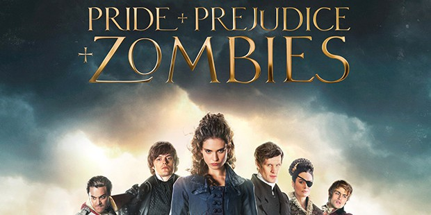 Póster de Pride and Prejudice and Zombies