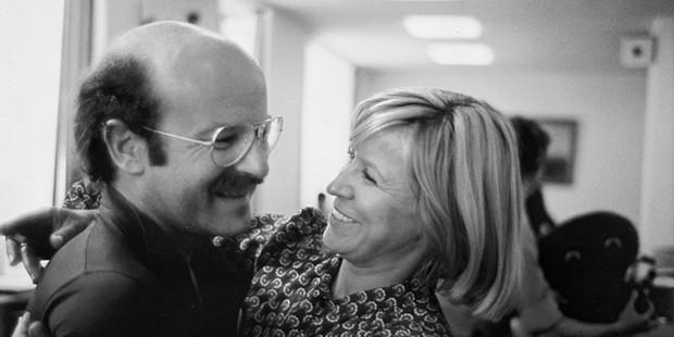 Volker Schlondorff y Margarethe von Trotta