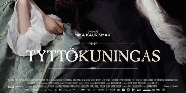 Póster de The Girl King — Tyttökuningas