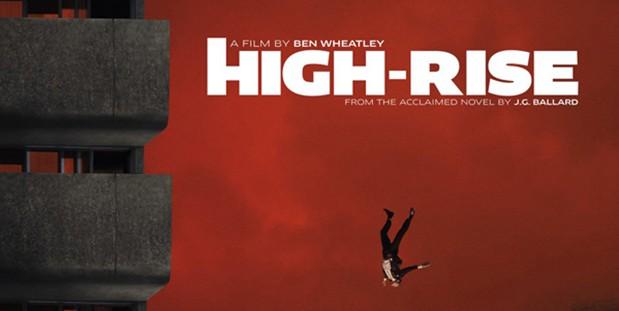Póster de High-Rise