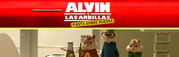 Alvin y las ardillas-estreno