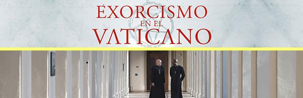 Exorcismo en el vaticano-estreno