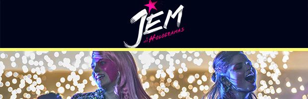 Jem y los hologramas-estreno
