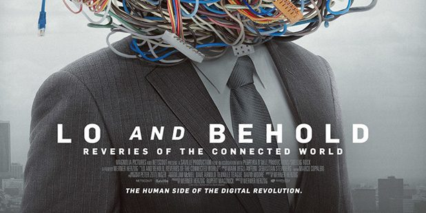 Póster de Lo and Behold, Reveries of the Connected World