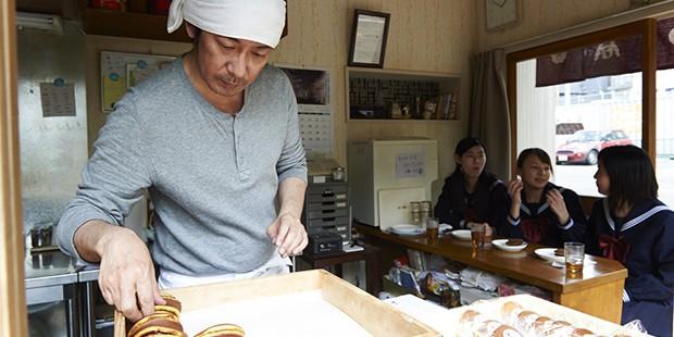 Una pasteleria en Tokio-uno
