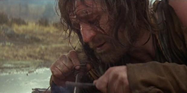 El hombre de una tierra salvaje-2