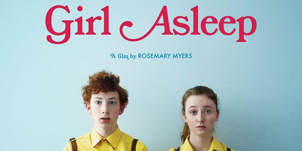 Girl Asleep-poster