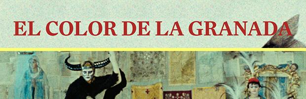 Sayat Nova el color de la granada-estreno