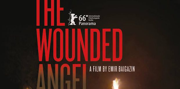 Póster de The Wounded Angel