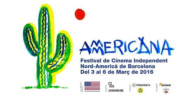 Cartel del Americana Film Festival 2017.