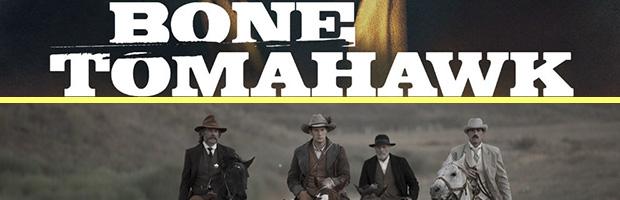 Bone Tomahawk-estreno