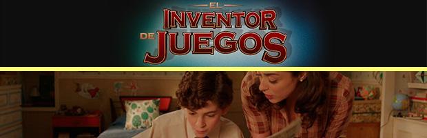 El inventor de juegos-estreno