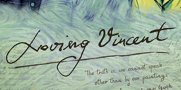 Póster de Loving Vincent