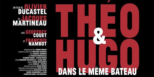 Póster de Theo & Hugo dans le meme bateau