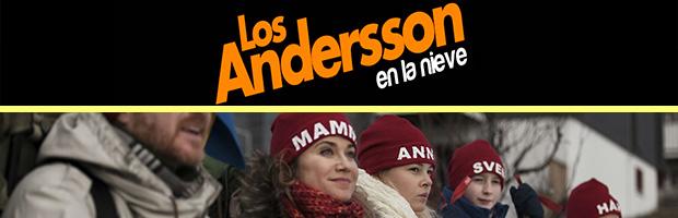 Los andersson en la nieve-estreno