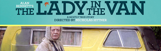 The lady in the van-estreno