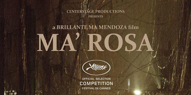 Póster de Ma' Rosa