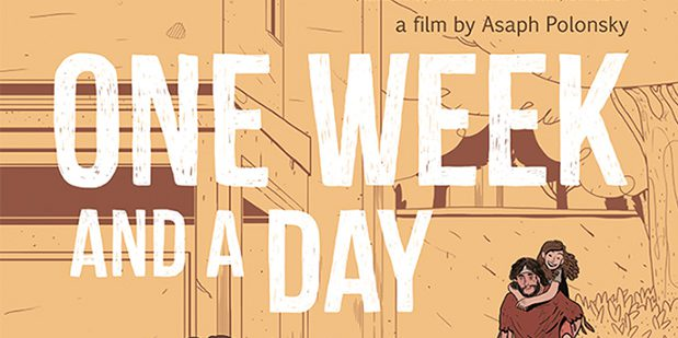 Póster de One Day and a Week