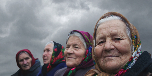 The Babushkas of Chernobyl-1