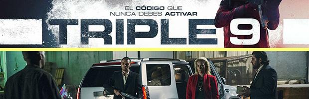 Triple 9-estreno
