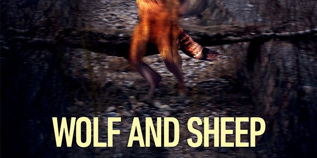 Wolf and Sheep-poster