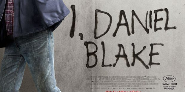 Póster de I, Daniel Blake