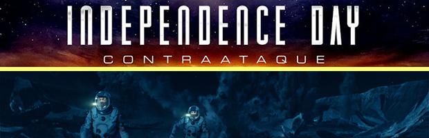 Independence Day Contraataque-estreno
