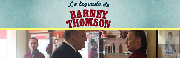 La leyenda de barney-estreno