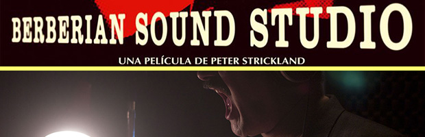 Berberian Sound Studio-estreno
