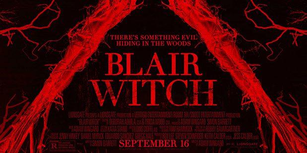 Póster de Blair Witch