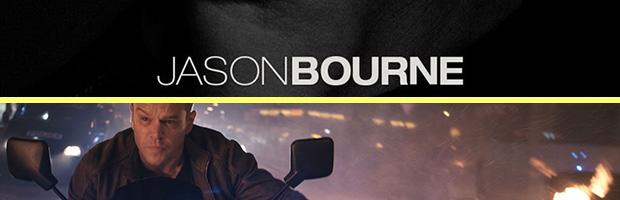 Jason Bourne-estreno