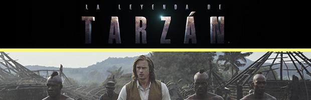 La leyenda de Tarzan-estreno