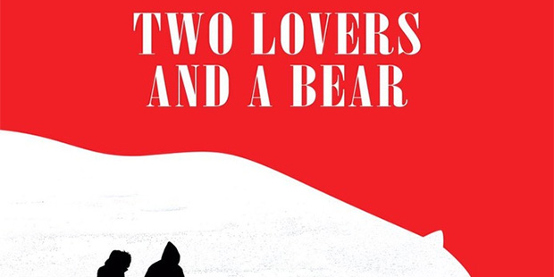 Two lovers and a bear-re