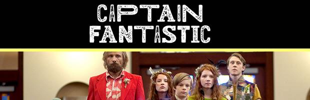 Captain Fantastic-estreno