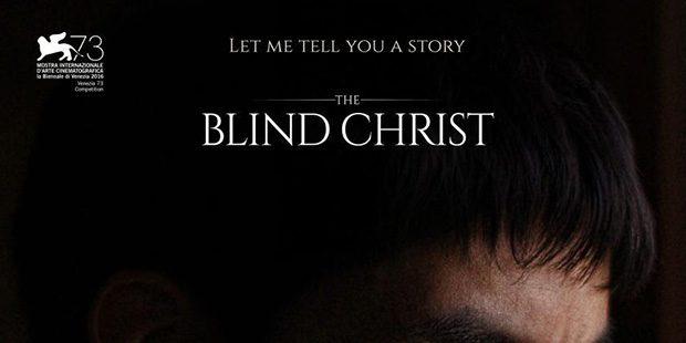 Póster de El cristo ciego