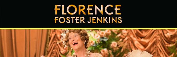 Florence foster jenkins-estreno