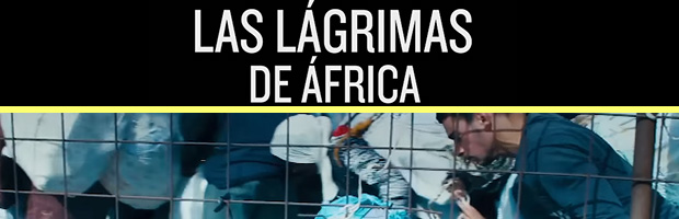 Las lagrimas de africa-estreno