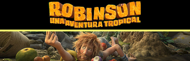 Robinson una aventura tropical-estreno
