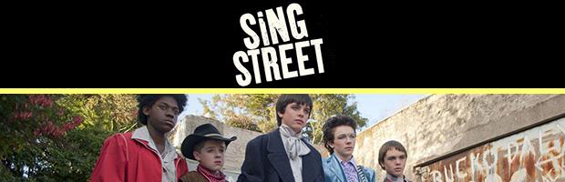 Sing Street-estreno