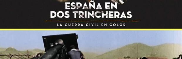 España en dos trincheras-estreno