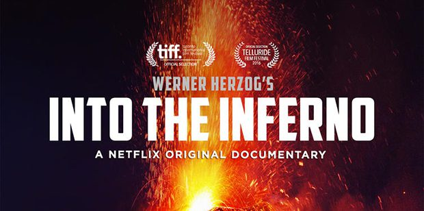 Póster de Into the Inferno