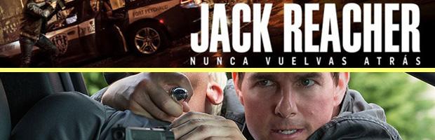 Jack Reacher 2-estreno