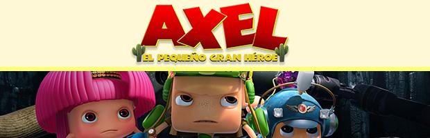 Axel el pequeño gran heroe-estreno
