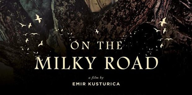 Póster de On the Milky Road