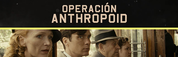 Operacion Anthropoid-estreno