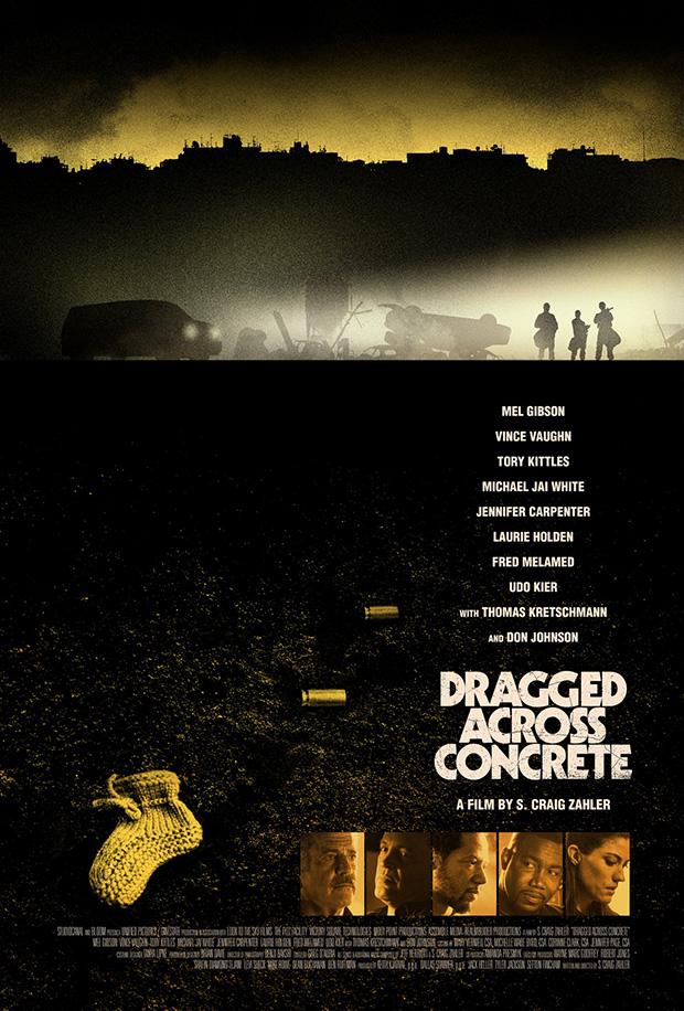Dragged Across Concrete Trailer Deutsch